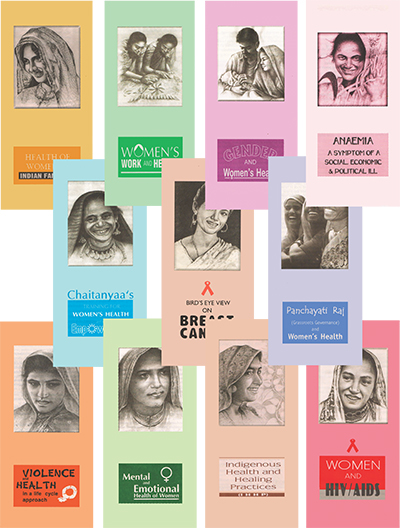 Pamphlets on Women's Empowerment