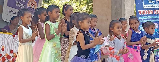 Born Learning Campaign - CHETNA India