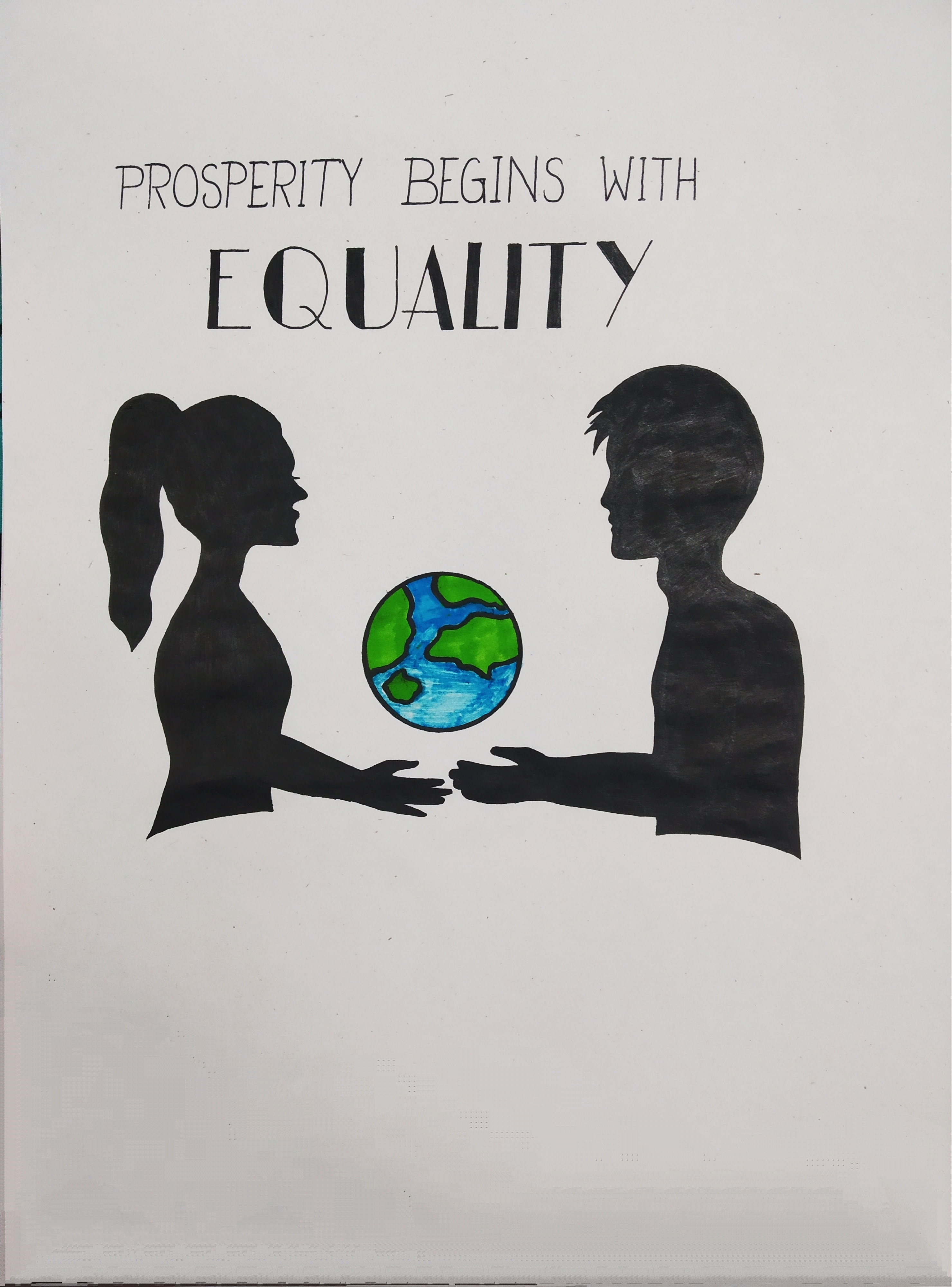 Prosperity Begins with Equality