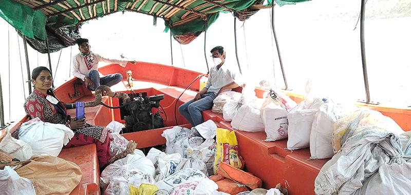 Hero Image - Travelled Via Boat